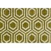 Loloi Rugs Barcelona Shag Green/Ivory Rug