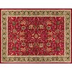 Loloi Rugs Stanley Red / Charcoal Rug