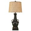 """Coast Lamp Mfg. Casual Living Casual Pot 32"""" H Table Lamp with Empire Shade"""