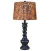 "Coast Lamp Mfg. Casual Living B Pot 31"" H Table Lamp with Empire Shade"