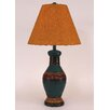 "Coast Lamp Mfg. Southwest Pot 28.5"" H Table Lamp with Empire Shade"