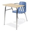 "Virco 9000 Series 30"" Laminate Combo Chair Desk"