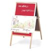 Virco Magnetic Flannel Easel