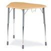 """Virco Zuma Plastic 34"""" Student Desk"""