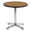 """Virco Universal Table Top Series 30"""" Round Breakroom Table"""