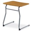 "Virco Sigma Wood 25"" Student Desk (Set of 2)"