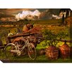 West of the Wind Outdoor Canvas Art Bottega Photographic Print on Wrapped Canvas