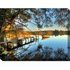 West of the Wind Outdoor Canvas Art Lazy Day Photographic Print on Wrapped Canvas