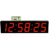 """Big Time Clocks Large 5"""" Digit LED with Remote Control Countdown Clock"""