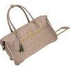 "Anne Klein Madrid 7"" 2 Wheeled Travel Duffel"