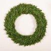 Santa's Workshop Mixed Needle Wreath Christmas Tree with 100 Light Unlit