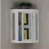 "Elegant Home Fashions Wales 22.5"" x 24"" Corner Wall Mounted Cabinet"