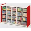 TotMate 1000 Series Divided Storage with Tray