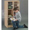 TotMate 2000 Series 3 Tier 2 Wide Student After School Locker