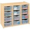 TotMate 2000 Series Preschooler Big Bin Storage