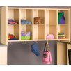 TotMate 2000 Series 10-Cubbie Wall Storage