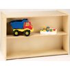TotMate 2000 Series Preschooler Double-Sided Shelf Storage