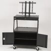 Balt Wide Body Flat Panel AV Cart