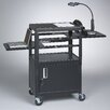 Balt Dual Adjustable AV Cart