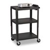 Balt Adjustable AV Cart