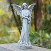 Joseph's Studio Angel with Cross Statue