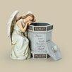 Joseph's Studio Angel Memorial Box Figurine