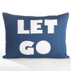 Alexandra Ferguson Zen Master Let Go Throw Pillow