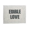 "Alexandra Ferguson ""Edible Love"" Placemat"