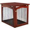 Merry Products 2-in-1 Configurable Pet Crate & Gate
