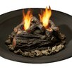 Real Flame 2-Can Outdoor Log Set