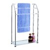 OIA Acrylic Free Standing Towel Stand