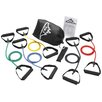 Black Mountain Products 8 Piece Resistance Band Set