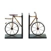 Woodland Imports Bicycle Bookend (Set of 2)