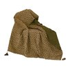 HiEnd Accents Pine Reversible Chenille Throw Blanket
