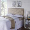 Varick Gallery Upholstered Hexagon Headboard