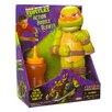 Little Kids Teenage Mutant Ninja Turtles Michelangelo Action Bubble Blower