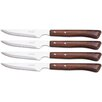 Arcos Serrated Stainless Steel Steak Knife (Set of 4)