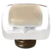 Sietto Reflective Square Knob