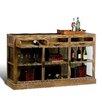 Sarreid Ltd Bar with Wine Storage