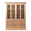 """Sarreid Ltd Good 91"""" Standard Bookcase"""