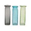 Woodland Imports Simple Glass Vase (Set of 3)