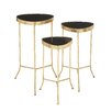 Woodland Imports 3 Piece End Table Set