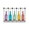 Woodland Imports Metal Glass Votive