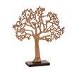 Woodland Imports Decorative Great and Beautiful Aluminum Tree