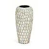 Woodland Imports Ceramic Sea Shell Vase