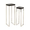 Woodland Imports Alluring 2 Piece Nesting Tables