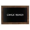 Woodland Imports Smart Chalkboard