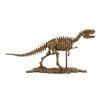 Woodland Imports Extraordinarily Attractive Dinosaur Skeleton Statue