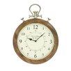 "Woodland Imports Era 15"" Wall Clock"