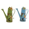 Woodland Imports Artistically Designed Watering Can